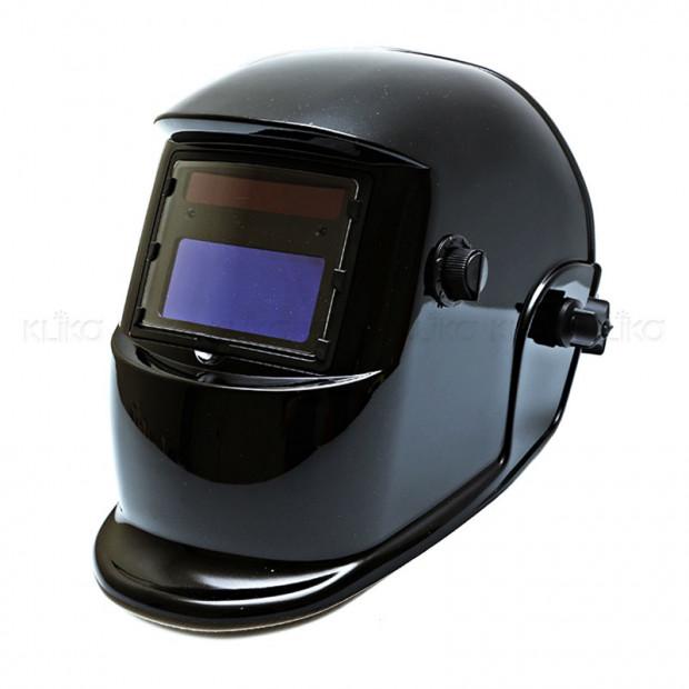 Centurion Solar Auto Darkening Welding Helmet Black