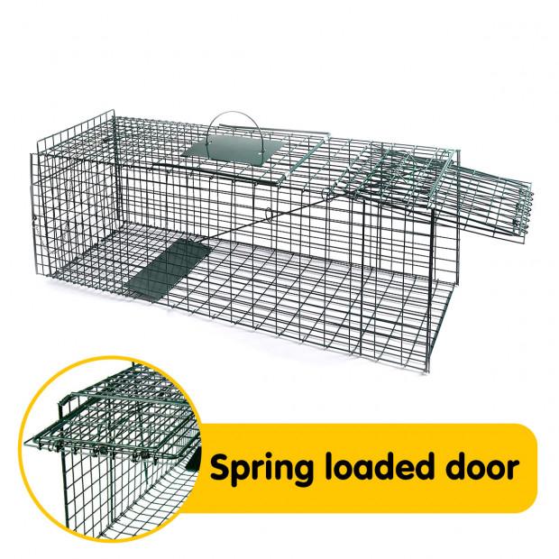 Small Animal Trap Humane Cage Pet  Image 4