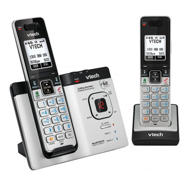 VTech 15750 Twin DECT6.0 cordless phone
