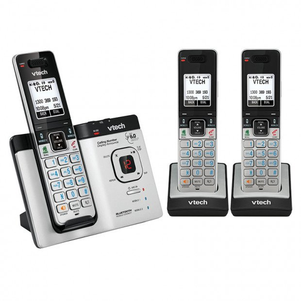 VTech 15750 Triple DECT6.0 cordless phone