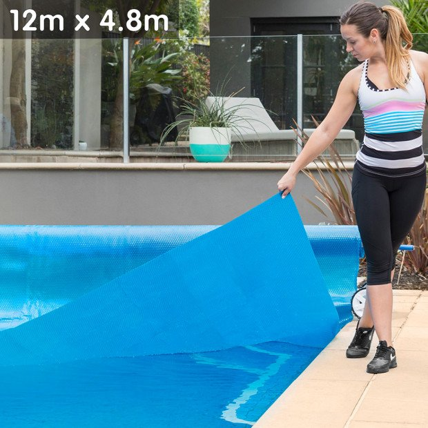 Swimming Pool spa solar cover 12 x 4.8m