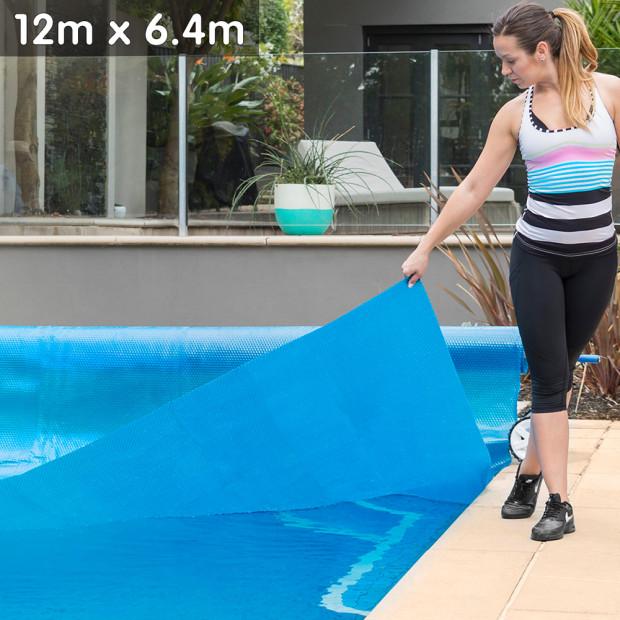 Swimming Pool spa solar cover 12 x 6.4m