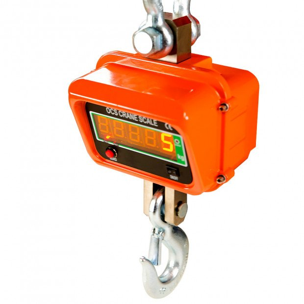 Digital electronic crane scales 3000kg