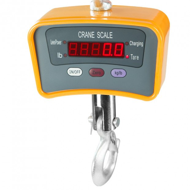 Digital electronic crane scales 500kg