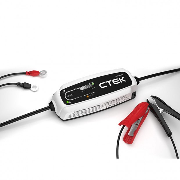 Ctek CTT2GO Time to Go 12V Car Battery Charger