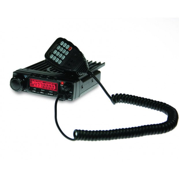Crystal Mobile - 5W Professional in Car UHF CB Radio