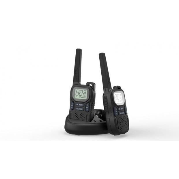 Crystal Mobile - 1W Handheld UHF CB Radio - Twin Pack - DBH10R