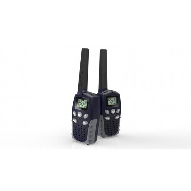 Crystal Mobile - 2W Handheld UHF CB Radio - Twin Pack