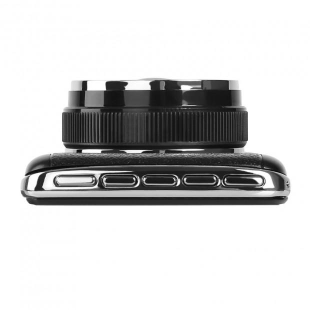 UL Tech 4 Inch Dual Camera Dash Camera - Black Image 3