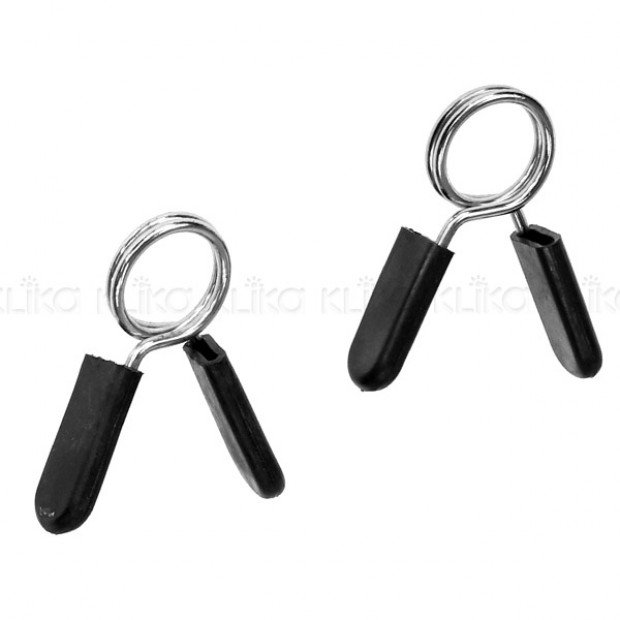 25mm Standard Barbell Spring Lock Clamps
