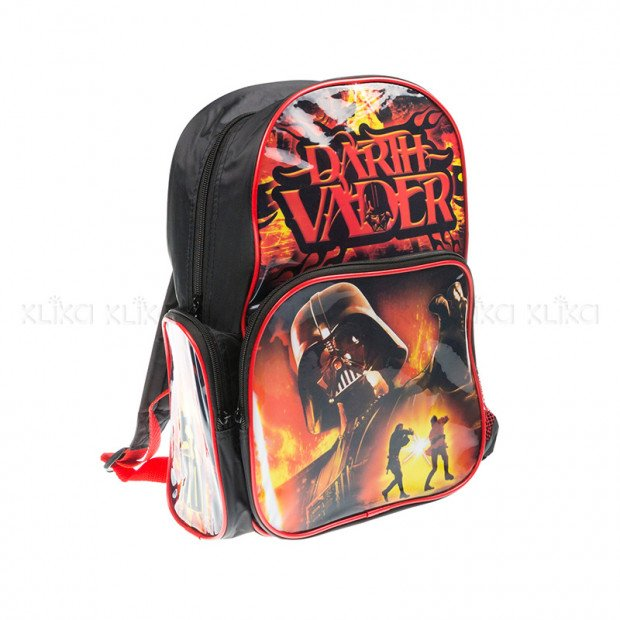 Darth Vader Kids Backpack Bag