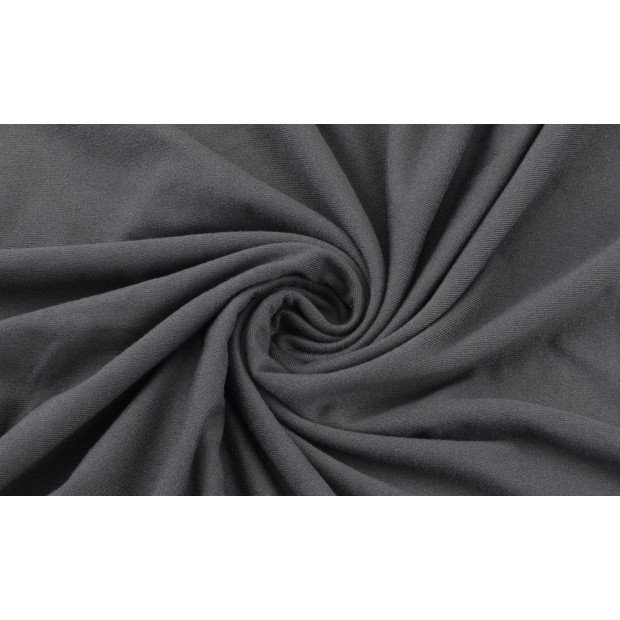 4pcs Stretch Elastic Dining Room Washable Chair Cover Grey Image 4
