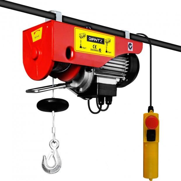 125/250kg 510W Electric Hoist Winch