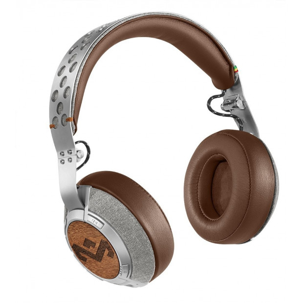 House of Marley Liberate XLBT Bluetooth Over Ear Headphones