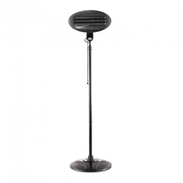 2000W Electric Portable Patio Strip Heater Image 3