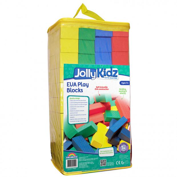Jolly Kidz EVA Play Blocks