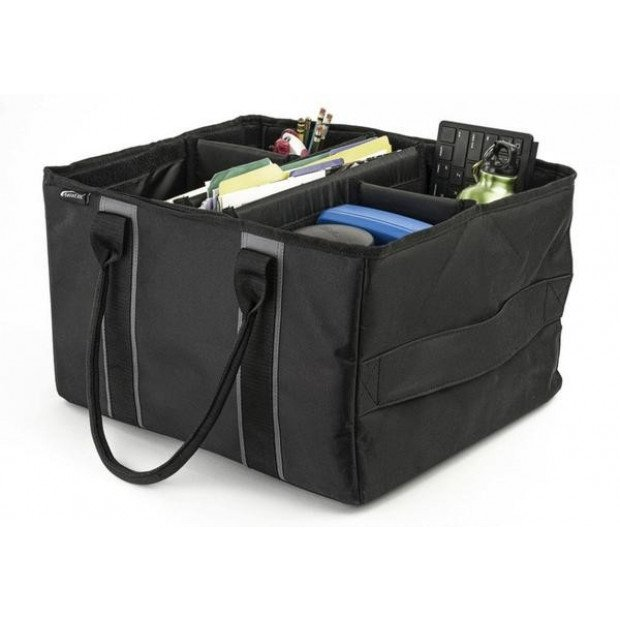 Large Adjustable File Tote Bag
