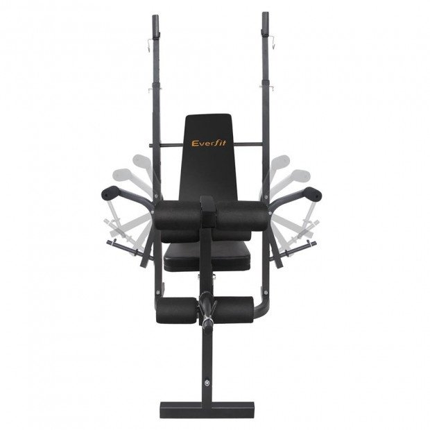7-in-1 Multi-Station Home Weight Bench Image 4