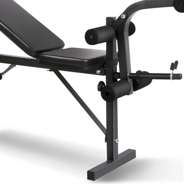 7-in-1 Multi-Station Home Weight Bench Image 8