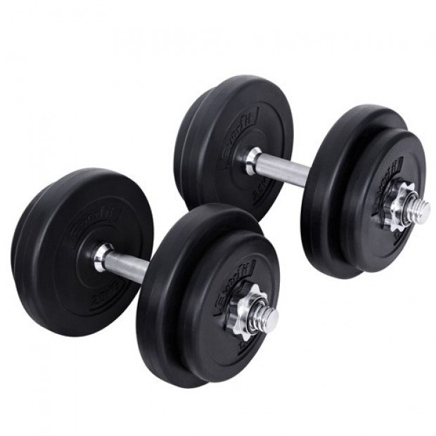 Fitness Gym Exercise Dumbbell Set 20kg