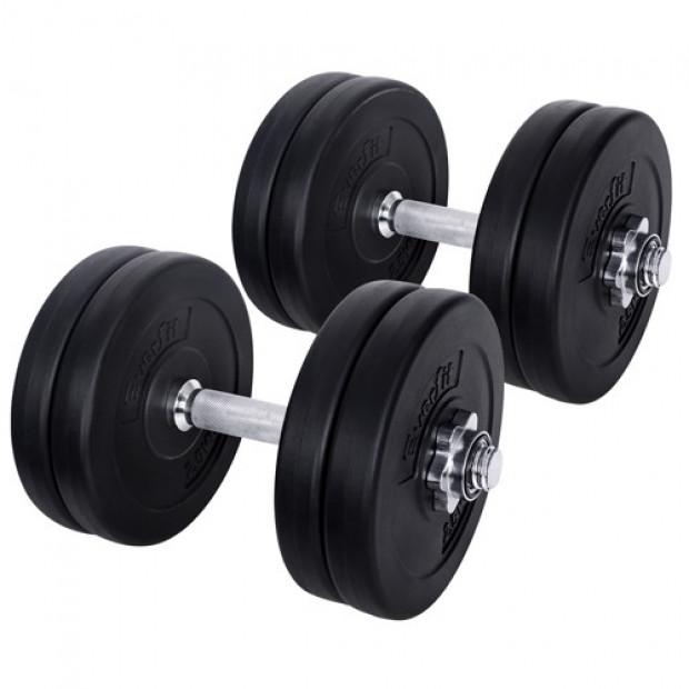 Fitness Gym Exercise Dumbbell Set 25kg