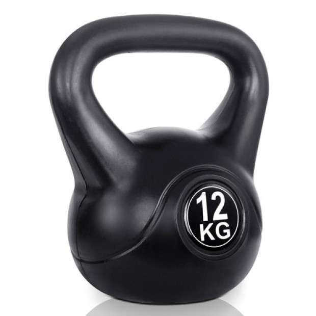 Kettlebell 12kg exercise weight