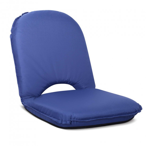 Foldable Beach Sun Picnic Seat - Navy