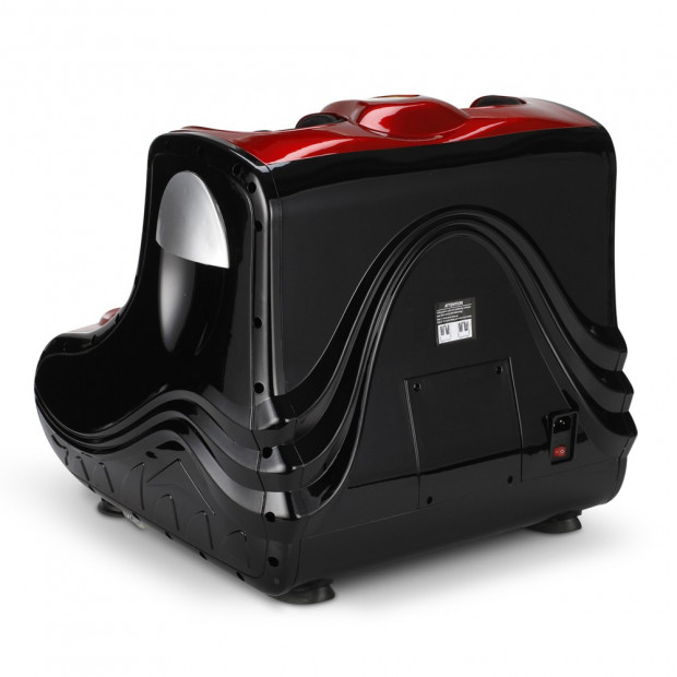 Calf & Foot Massager - Red Image 4