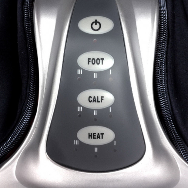 Calf & Foot Massager - Silver Image 7