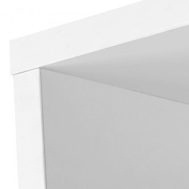 Artiss Display Drawer Shelf - White Image 3