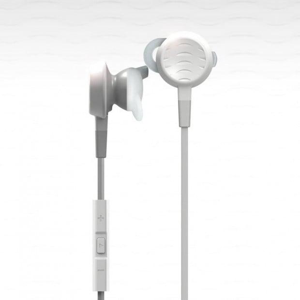 Fanny Wang Ear Buds In-ear Headphones - White