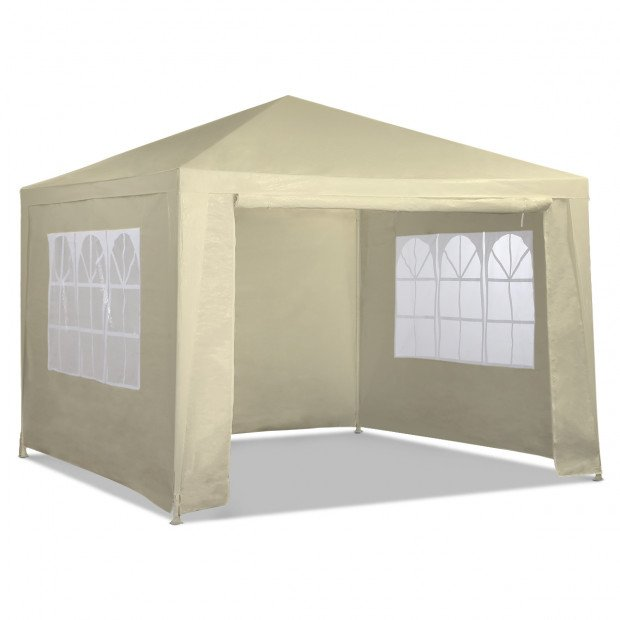 Wallaroo 3x3 outdoor event marquee Beige