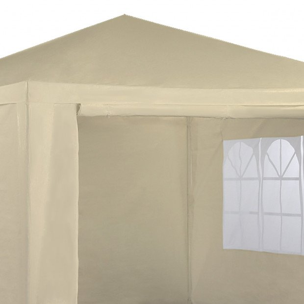 Wallaroo 3x3 outdoor event marquee Beige Image 10