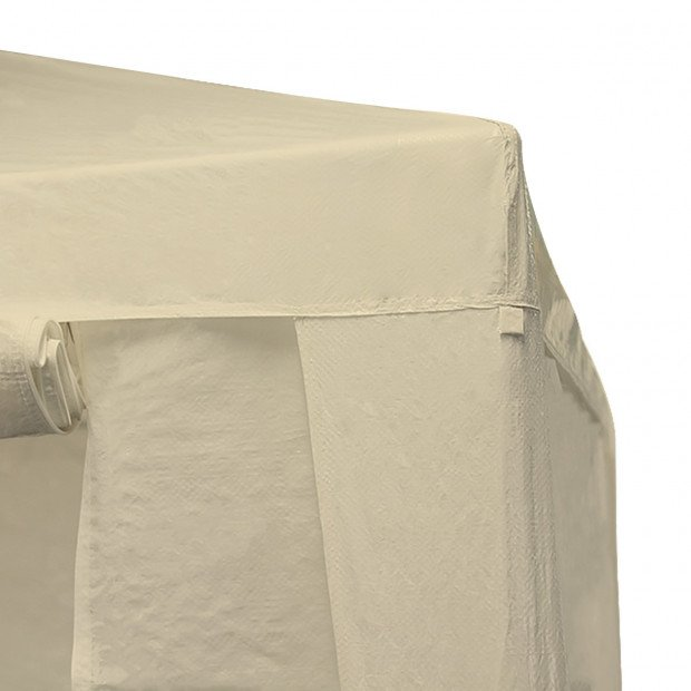 Wallaroo 3x3 outdoor event marquee Beige Image 9