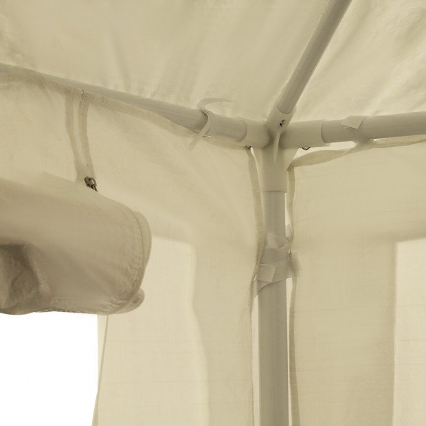 Wallaroo 3x3 outdoor event marquee Beige Image 11