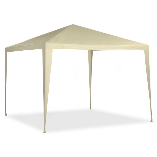 Wallaroo 3x3 outdoor event marquee Beige Image 5