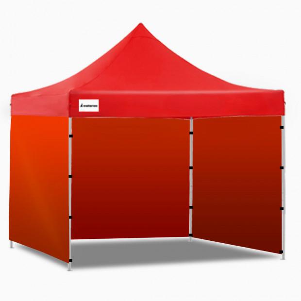 Wallaroo 3x3 Marquee - PopUp Gazebo - Red