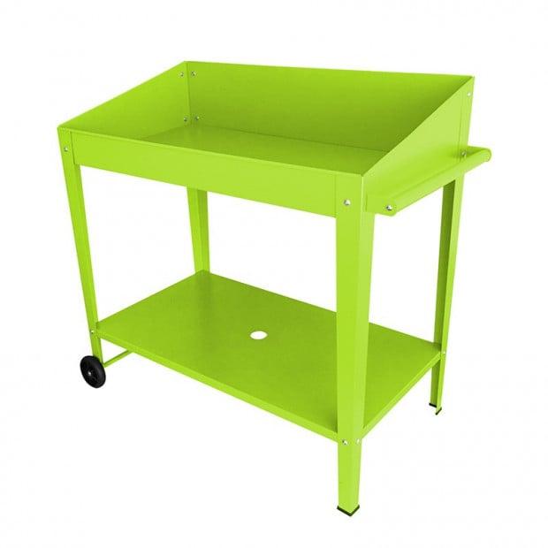 Potting Bench - Fresh Lime