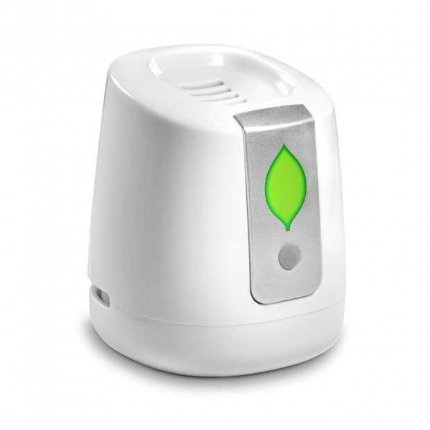 Long Battery Life PureAir Fridge Purifier/sanitizes