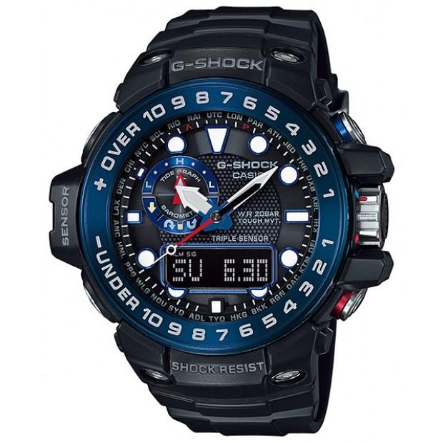 Casio G-Shock Mens Watch GWN-1000B-1BDR