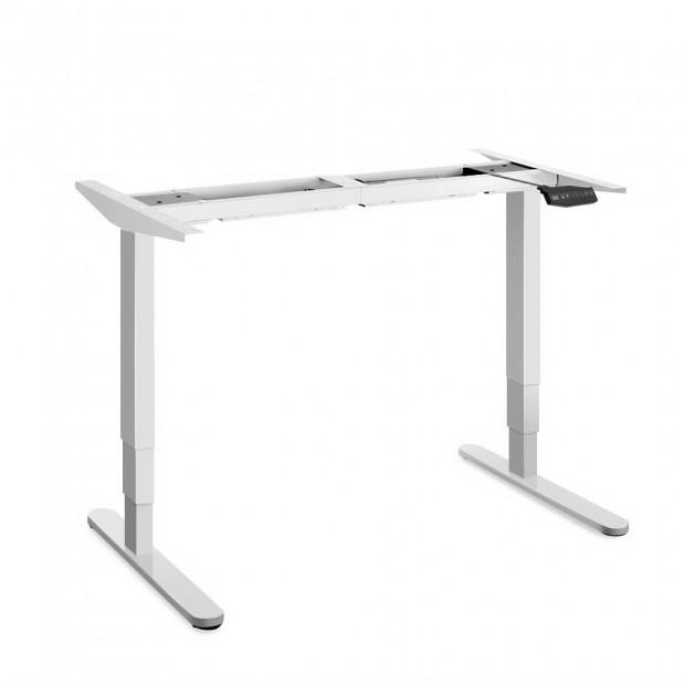 Motorised Standing Desk - White Image 1