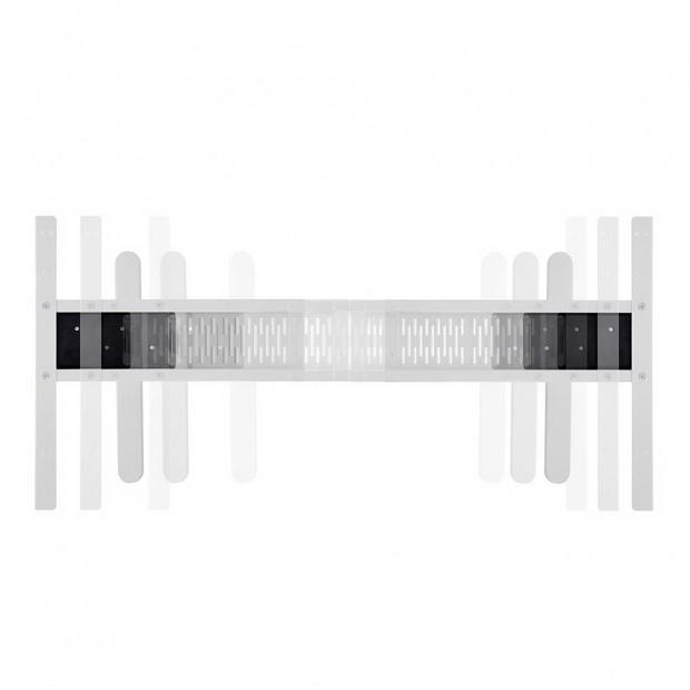 Motorised Standing Desk - White Image 2