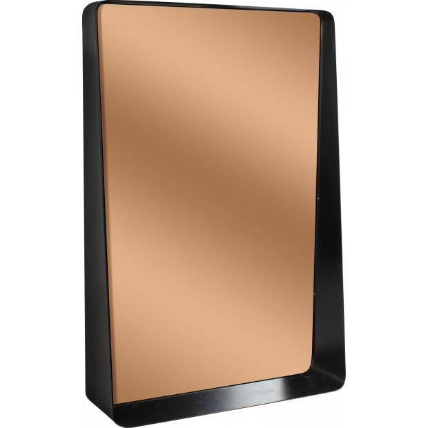 Rectangle Shelf Mirror 30x49x10cm