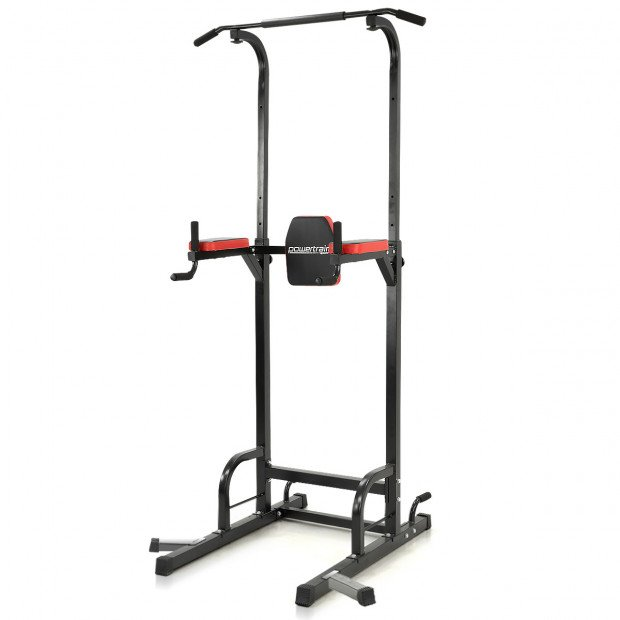 Powertrain Tower Chin Pull Up Station Home Gym