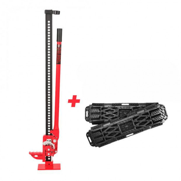 High Lift Jack 3000Kg 48 With Recovery Track 4x4 4WD Lifter SAN HIMA