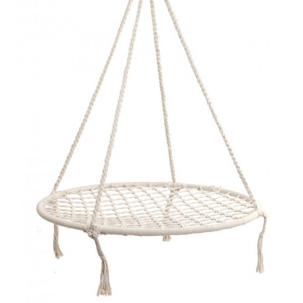 Keezi Kids Nest Swing Hammock Chair 100cm