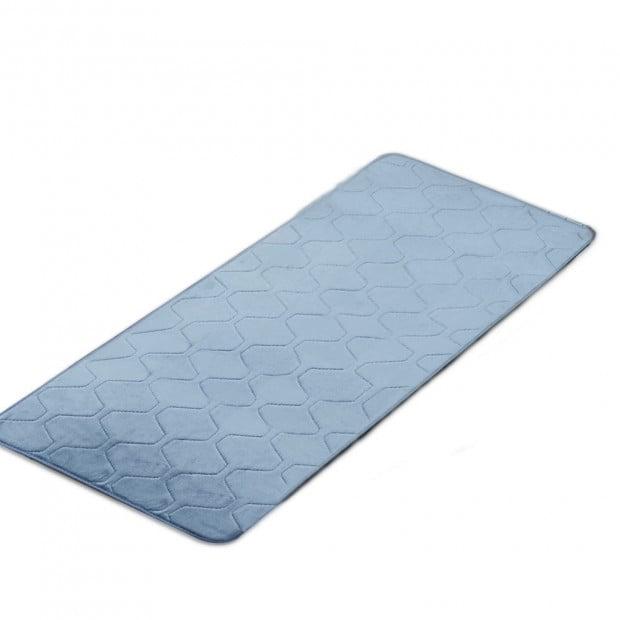 Bathroom Aniti Slip Memory Foam Carpet