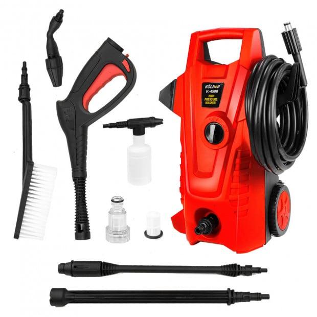 Kolner Electric High Pressure Water Washer Cleaner - K4500