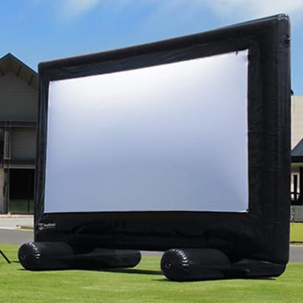 Handitheatre Extreme Cinema System Outdoor Camping Projector Screen
