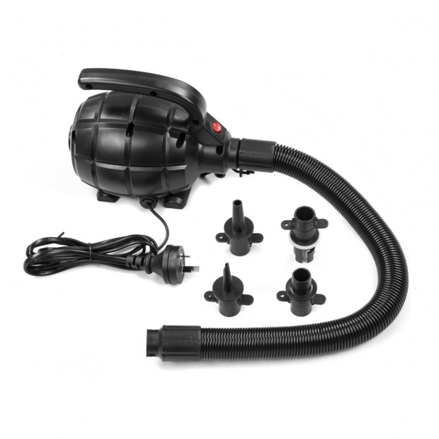 600W Electric Air Inflatable Pump Inflator